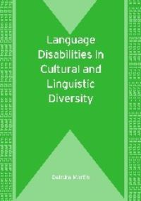 Jacket Image For: Language Disabilities in Cultural and Linguistic Diversity