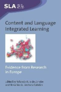 Jacket Image For: Content and Language Integrated Learning