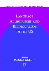 Jacket Image For: Language Allegiances and Bilingualism in the US