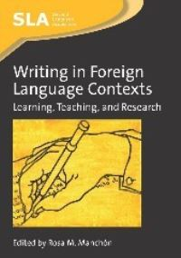 Jacket Image For: Writing in Foreign Language Contexts