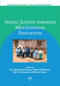 Jacket Image For: Social Justice through Multilingual Education