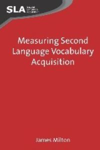 Jacket Image For: Measuring Second Language Vocabulary Acquisition
