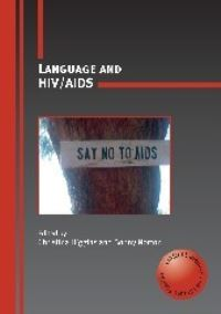 Jacket Image For: Language and HIV/AIDS