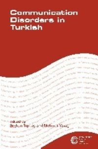 Jacket Image For: Communication Disorders in Turkish