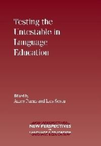 Jacket Image For: Testing the Untestable in Language Education