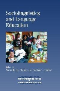 Jacket Image For: Sociolinguistics and Language Education