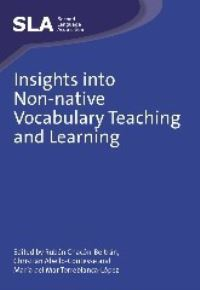 Jacket Image For: Insights into Non-native Vocabulary Teaching and Learning