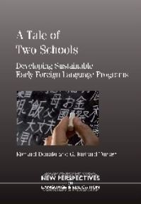 Jacket Image For: A Tale of Two Schools