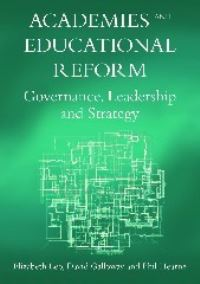 Jacket Image For: Academies and Educational Reform