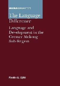 Jacket Image For: The Language Difference