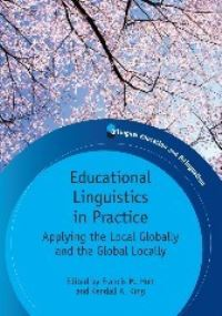 Jacket Image For: Educational Linguistics in Practice