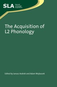 Jacket Image For: The Acquisition of L2 Phonology