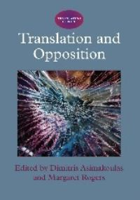 Jacket Image For: Translation and Opposition