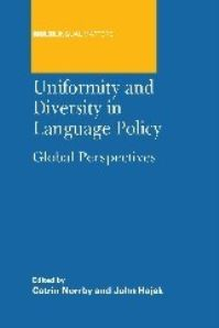 Jacket Image For: Uniformity and Diversity in Language Policy