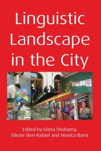 Jacket Image For: Linguistic Landscape in the City