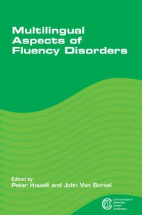 Jacket Image For: Multilingual Aspects of Fluency Disorders