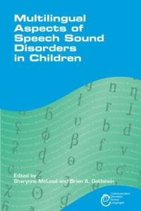 Jacket Image For: Multilingual Aspects of Speech Sound Disorders in Children