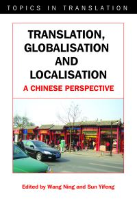 Jacket Image For: Translation, Globalisation and Localisation