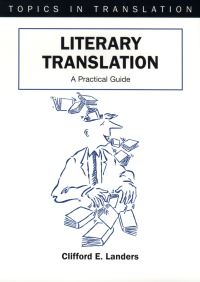 Jacket Image For: Literary Translation