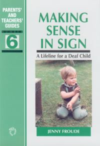 Jacket Image For: Making Sense in Sign