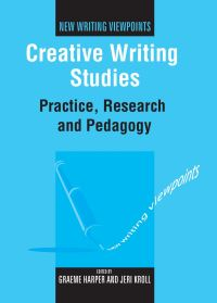 Jacket Image For: Creative Writing Studies