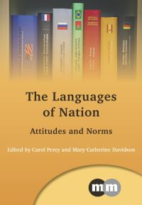Jacket Image For: The Languages of Nation