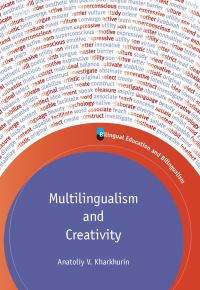 Jacket Image For: Multilingualism and Creativity
