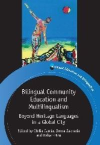 Jacket Image For: Bilingual Community Education and Multilingualism