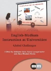 Jacket Image For: English-Medium Instruction at Universities