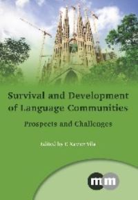 Jacket Image For: Survival and Development of Language Communities