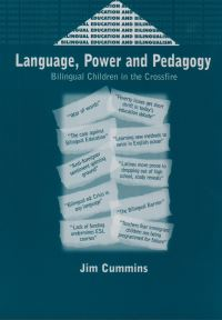 Jacket Image For: Language, Power and Pedagogy