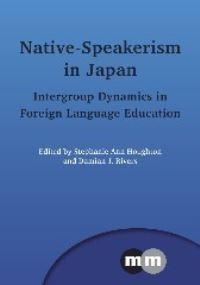Jacket Image For: Native-Speakerism in Japan