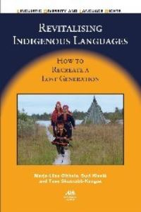 Jacket Image For: Revitalising Indigenous Languages