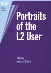 Jacket Image For: Portraits of the L2 User