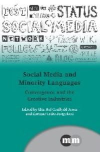 Jacket Image For: Social Media and Minority Languages