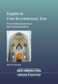 Jacket Image For: English in Post-Revolutionary Iran