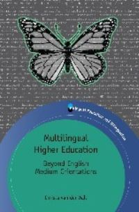 Jacket Image For: Multilingual Higher Education