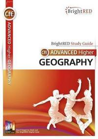 Jacket Image For: CfE advanced higher geography