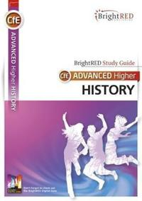 Jacket Image For: CfE Advanced Higher History Study Guide