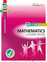 Jacket Image For: Mathematics. Level 3 Course book