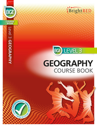 Jacket Image For: BGE Level 3 Geography Course Book