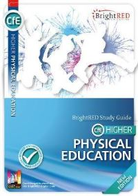 Jacket Image For: BrightRED Study Guide CfE Higher Physical Education - New Edition
