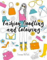Jacket Image For: Fashion Doodling and Colouring