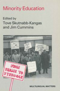 Jacket Image For: Minority Education: From Shame to Struggle