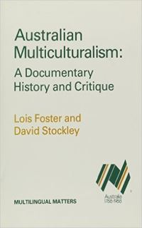 Jacket Image For: Australian Multiculturalism