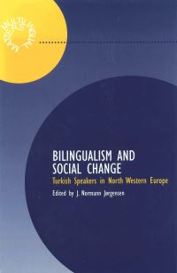 Jacket Image For: Bilingualism in Society and School