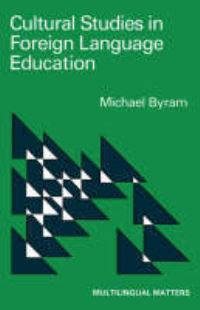 Jacket Image For: Cultural Studies in Foreign Language Education