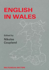 Jacket Image For: English in Wales