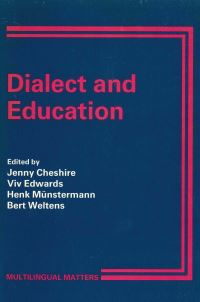 Jacket Image For: Dialect and Education