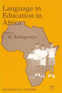 Jacket Image For: Language in Education in Africa